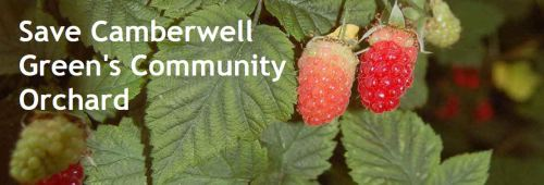 Save Camberwell Green's Community Orchard