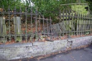 Hill Top railings
